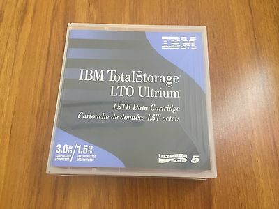 IBM 46X1290 - IBM Total Storage LTO Ultrium 1.5TB Data Cartridge