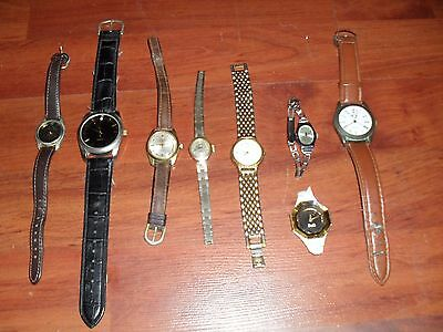 Old Assorted Watches