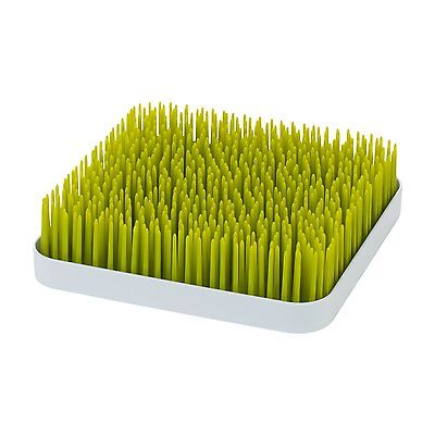 Pre-owned Boon Grass Countertop Drying Rack, Green