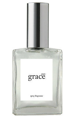 Brand New in Box  PHILOSOPHY 'pure grace' spray fragrance 60ml