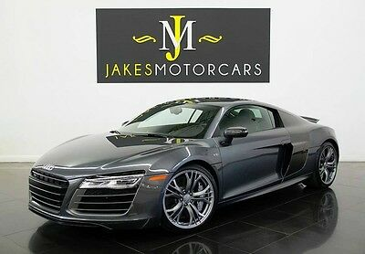 2014 Audi R8 V10 Plus Coupe ($191K MSRP) 2014 Audi R8 V10 Plus Coupe S-TRONIC, $191K MSRP! DIAMOND STITCHING! 14K MILES