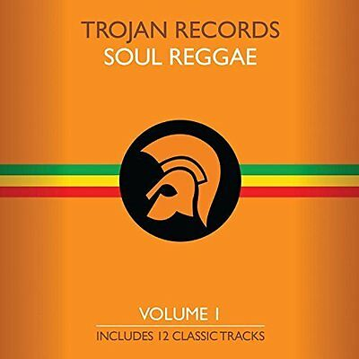 Best Of Trojan Soul Reggae ...-Best Of Trojan Soul Reg (Us Import)  Vinyl Lp New