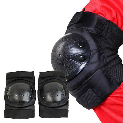 Pair of ELBOW PADS Protective Gear for BMX SKATEBOARD SKATING SPORT BIKE SCOOTER