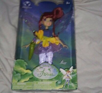 DISNEY FAIRY DOLL bess girl toy New a35