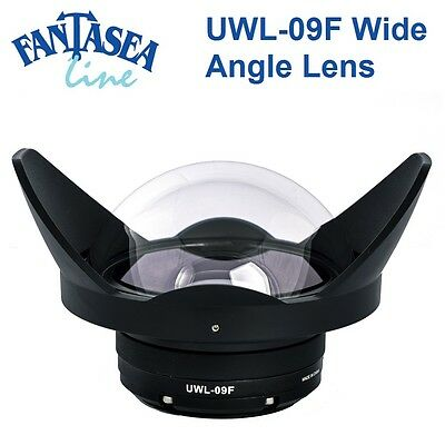 Fantasea UWL-09F Wide Angle Lens 5157 Underwater Optics Big Eyes Lenses