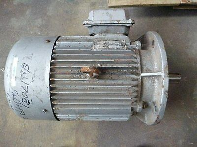 Cmg 20Hp 3 Phase Flange Electric Motor/ 2900Rpm