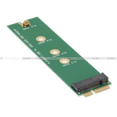 M.2 NGFF SSD To 18 16+2 Pin Adapter Card SSD for Asus UX31 UX21 Zenbook Laptop