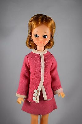 Japanese Exclusive Scarlet Tammy doll pink two piece suit dress rare