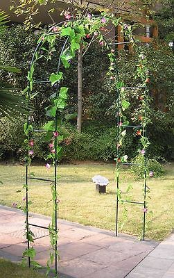 Steel Garden Rose Arch - 4 x 1ft. From the Official Argos Shop on ebay
