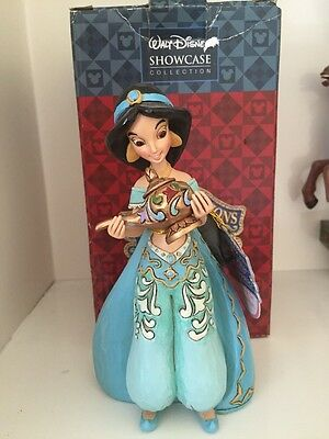 Disney Traditions Jasmine Arabian Princess Musical Sonata Jim Shore Showcase