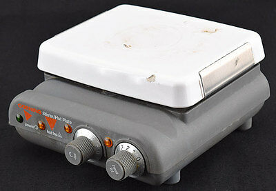"""Corning PC-420 Laboratory Benchtop 5""""x7"""" Variable Magnetic Stirrer Hot Plate"""