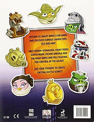Angry Birds Star Wars II Ultimate Sticker Collection (Ultimate Stickers),Dk