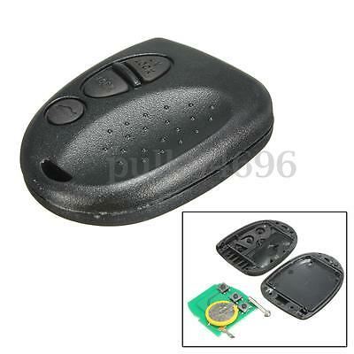 3 Button Car Remote Key Head Fob Only For Holden Commodore VS VR VT VX VY VZ AU