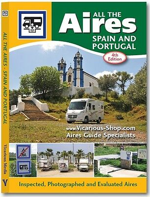 All the Aires Spain and Portugal 4th edition Vicarious Books Media 2015