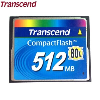 512MB Transcend CF 512MB Compact Flash Memory karte Genuine Made in TaiWan