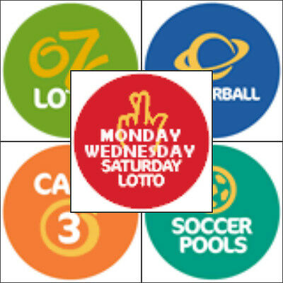 Lotto System Software *price Reduced* Suitable For All Lotto Games- Play Smarter
