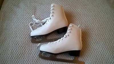 Nevica Womens Figure Skate Classic Lace Up Sports Boots Shoes