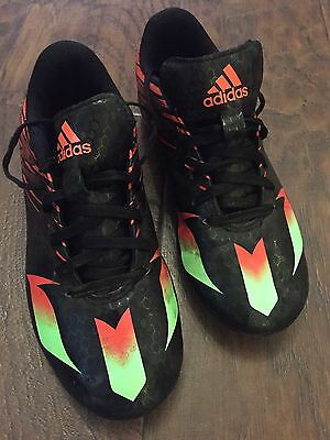 Adidas Astroturf Trainers Boots Size 2