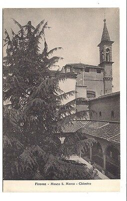 firenze, florence  , museo s. marco -chiostro