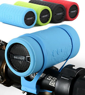 Mini Portable Bike Bicycle Acoustic Super Bass Outdoor Speaker MP3 Player