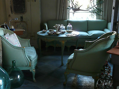 Gustavianische Sessel,Sofa,Tisch antik Schweden swedish antique gustavian room