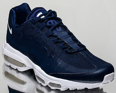 f6fa4ff648f2 Nike Air Max 95 Ultra Essential men lifestyle shoes NEW binary blue  857910-401