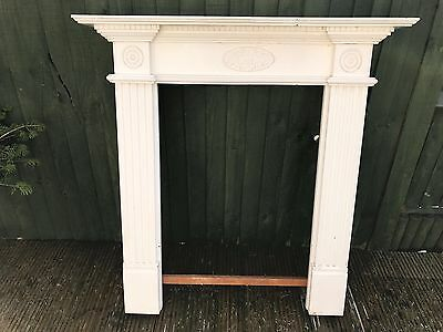 Stylish Solid Wood Fire Place Surround