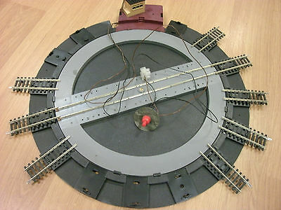 Hornby Electrically Operated Turntable