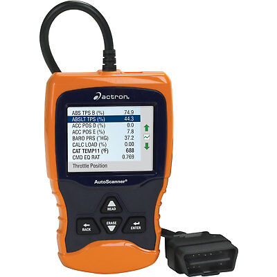 Bosch-Actron CP9670 AutoScanner Live Data Code Reader 1996-Up OBD-II and CAN ABS