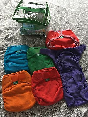 tots bots bamboozle size 2 Rainbow 5 Pack With Wrap Brand New