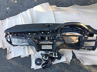 Bmw X5 F15 Airbag Kit Dashboard With Passenger Airbag