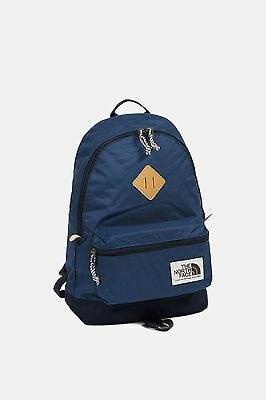 The North Face // Berkeley Backpack // Shady Blue Urban Navy // RRP £40