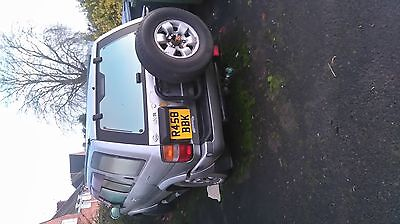 nissan terrano RXR Auto import for spares or repairs