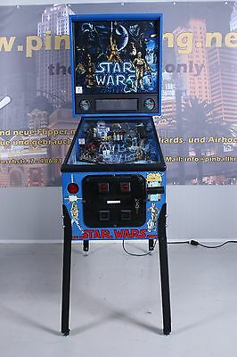 Star Wars Flipper Pinball von Data East F0756