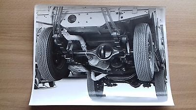 """CLASSIC BLACK & WHITE TRANSPORT PHOTOGRAPH ....  8 1/2"""" x 6 1/2"""" APPROX."""
