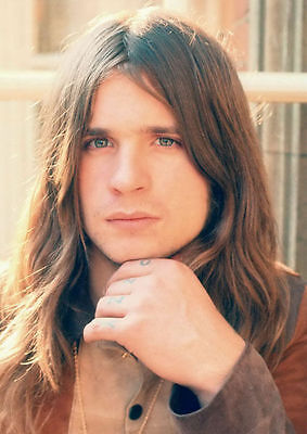 Ozzy Osbourne Unsigned Photo - 7844 - Diary Of A Madman & Over The Mountain
