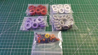 Collection Of Ferrite Ring Made In Uk , Toroid Ferrite Ring, Inductor Making