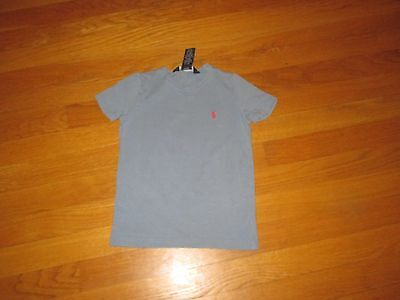 Boys Polo Ralph Lauren Blue Shirt Size 5