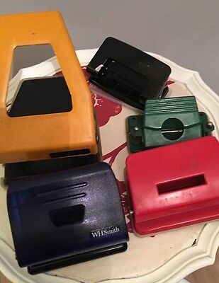 Vintage Hole Punchers Office