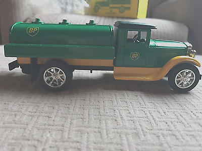 Brand New In Box Bp Tanker Truck Bank Die-Cast