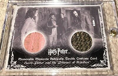 Harry Potter Artbox Emma Watson Hermione Lupin Double Costume Ci4 Dirt Variant