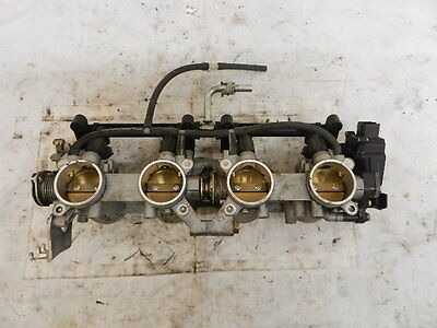 suzuki gsr600 throttle bodies