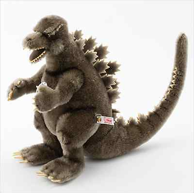 NEW! Godzilla 60th Memorial Product Steiff Japan 1954 Limited Edition from JAPAN