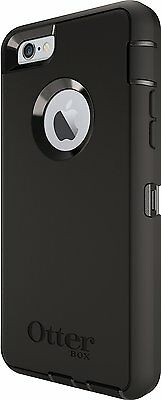 OtterBox Defender For Apple IPhone 6/6s Case Black - New