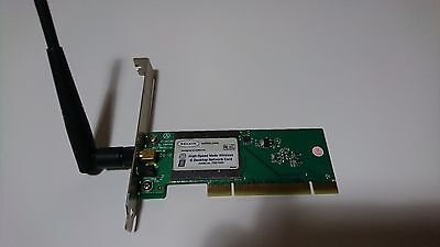 Belkin F5D7001 54g pci wireless G network card