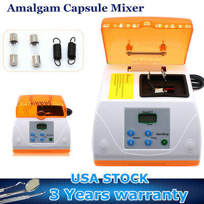 Dental amalgamator Fast Speed amalgam Capsule Mixer High Speed Amalgamator