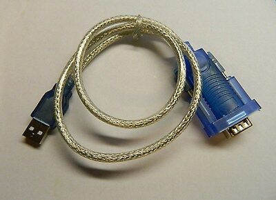 USB to Serial Adapter Cable (chipset CH341)