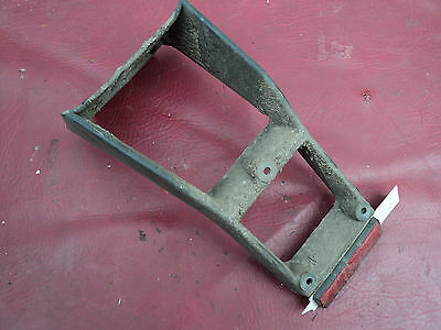 2010 Aprilia Sr 50 Number Plate Holder.*breaking Whole Scooter*