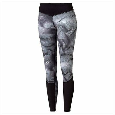 Puma Womens Ladies Graphic Printed Running Fitness Gym Tights Leggings Xs S M L