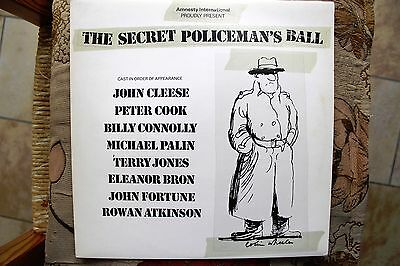 Ilps 9601-An Island Factory Sample-The Secret Policemans Ball-1979 Stereo Lp